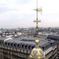 Крыши Парижа :: Валерий Новиков