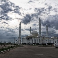 Мечеть Хазрет-Султан :: Степан Бабкин