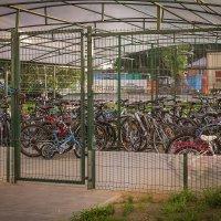 Стоянка для ...велосипедов. :: Nonna