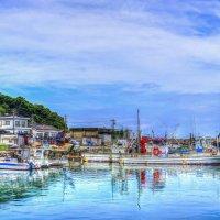 маленькая японская гавань :: Slava Hamamoto