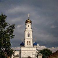 когда храм закрыт... :: Андрей ЕВСЕЕВ