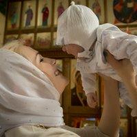 Крестная и крестник :: Алексей Куст