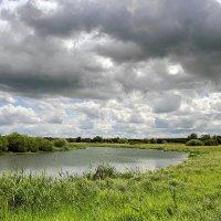 Низкие облака :: Сергей Михайлович