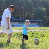 футболисты :: Алена Дегтярёва