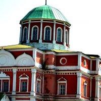 Тула. Кремлёвский сад. Оружейный музей :: Аксана Чертихина