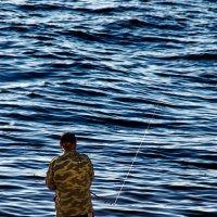 рыбак :: Арсений Корицкий