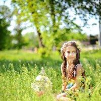 В парке :: марина алексеева