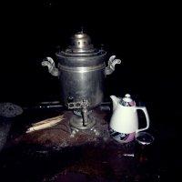 Чай по старинке :: Juliya Fokina