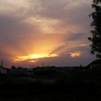 На закате :: Алексей Масалов