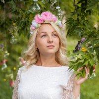 дыхание лета :: Irina Orshanka