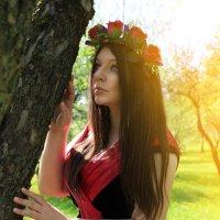 Прекрасная Алиса :: Sandra Snow