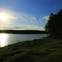 Уральские озера :: Дмитрий Авдонин