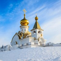 Зима, скучаю:) :: Григорий Хабаров