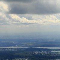 По дороге с облаками. :: Наталья Zima