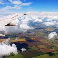 Над облаками :: Anna Chernopyatova