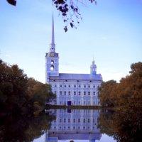 Петропавловский парк :: Любовь Пасхина