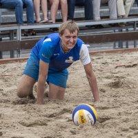 3-й Международный турнир по пляжному волейболу :: Василий Либко