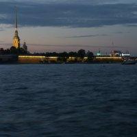 Вечерняя панорама :: Larisa Ulanova