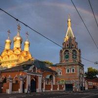 Церковь Григория Неокесарийскаго :: LOrzhekovskaya _