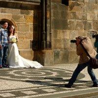 свадьба в Праге :: Лана Lana