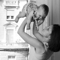 Мама и дочка :: SvetlanaScott .