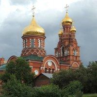 Церковь Всех Святых :: Александр Качалин
