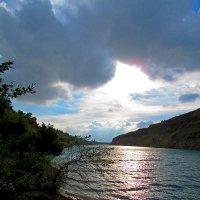 Вечернее озеро :: Marina Timoveewa