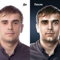 Ретушь портрета :: Василий Игумнов