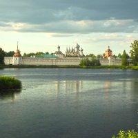 монастырь на таборах :: Сергей Кочнев