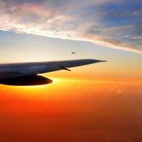 Airtraffic above Heathrow :: Алексей