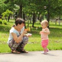 Солнечные шарики :: Игорь Игнатьев