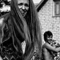 Саша и Даша :: Elizaveta Dobritskaya