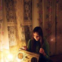 Вечернее радио :: Екатерина Быкова