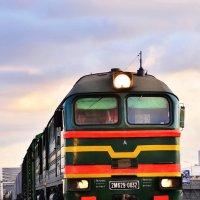 Поезд :: Михаил Тищенко