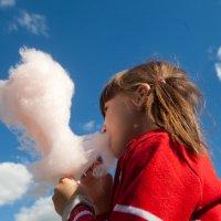 А вы когда-нибудь пробовали на вкус облако?) :: Маргарита Ивлева