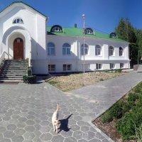 церковь Вознесения Господня (поселок Горноправдинск) :: Олег Петрушов