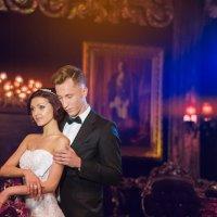Свадебная фотосессия :: Максим Зырянов