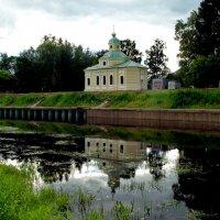 Церковь Всех Святых :: Сергей Кочнев