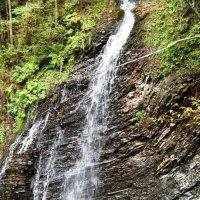 водопад. :: сергей