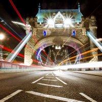 Tower bridge lights :: Anna Aleksandrova