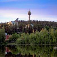 Башня башне - рознь :: Борис Смирин
