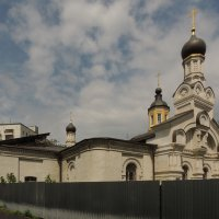 Церковь Николая Чудотворца в Дербеневе :: Александр Качалин