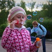 Про мыльные пузыри 2 :: Владимир Маслов