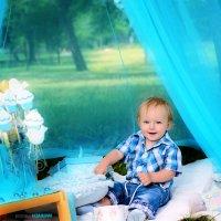 Детская фотосессия - с днем рождения! :: марина алексеева