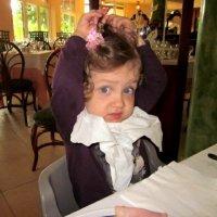 в ресторане... :: Елена Байдакова