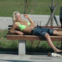 Дочки  - Матери ... :: Николай Танаев
