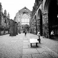 Holyrood Abbey :: SvetlanaScott .