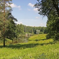 Парковый пейзаж :: Наталья