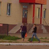 На разных скоростях F=mc* :: Равиль Хакимов