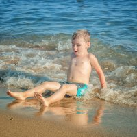 Солнце.. Море.. Пляж... :: Юлия Makarova